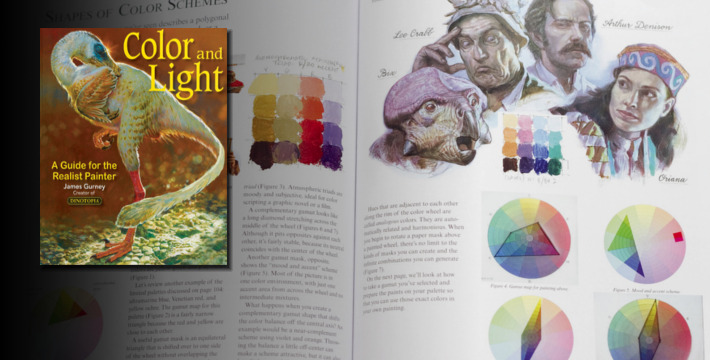 Color and Light de James Gurney